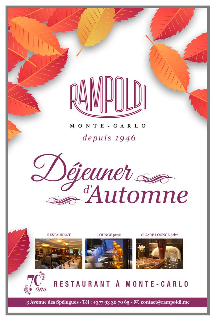 Lunch Rampoldi Montecarlo
