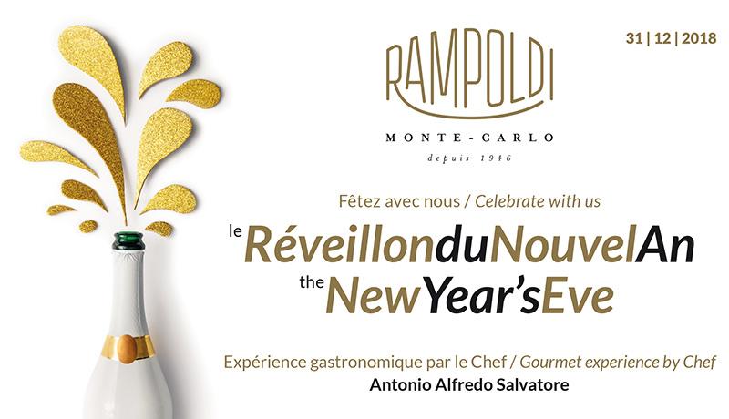 new year's eve at Rampoldi