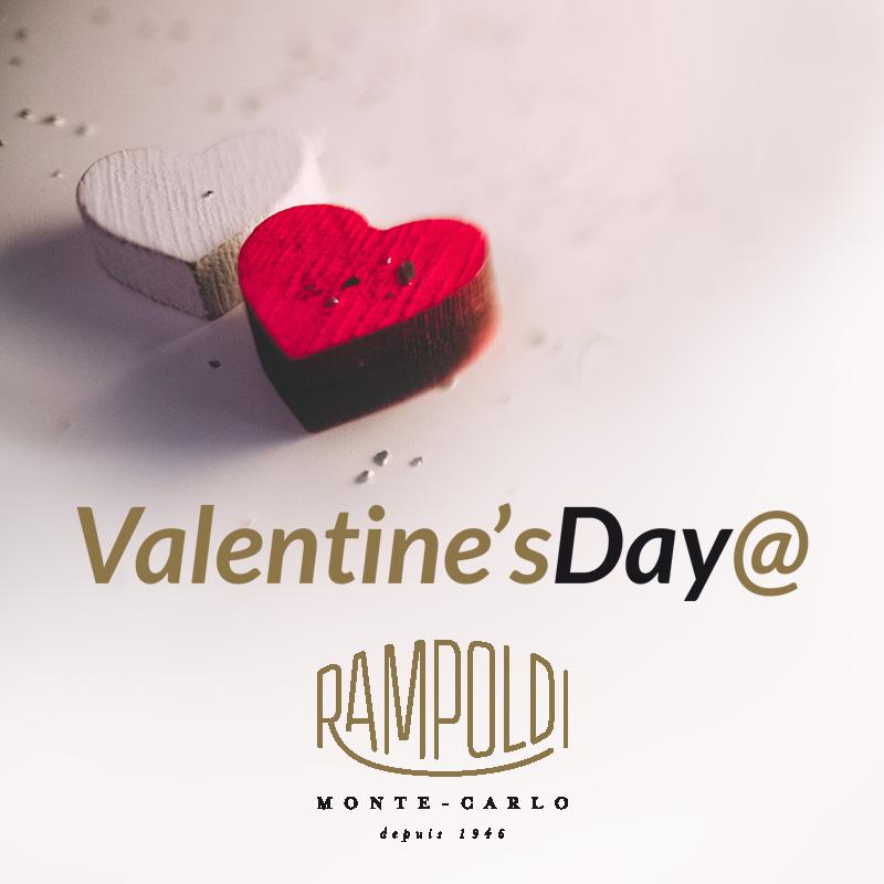 valentine's day at Rampoldi