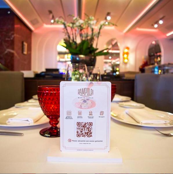 Rampoldi digital menu